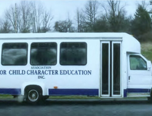 January 22, 2021 – Assoc. for Child Character Education